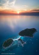 Koh Nang Yuan Sunset