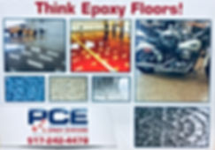 Epoxy floors in michigan