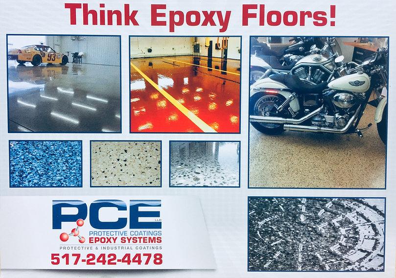 Epoxy floors in michigan