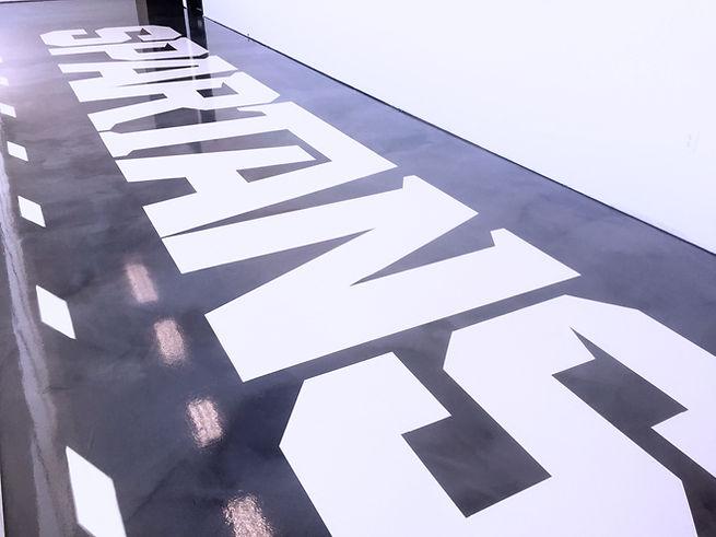 Michigan epoxy floor metalcs epoxy