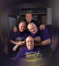 Bob, Mike, Alan & Kev