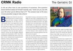 The Geriatric DJ