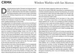 Wireless Warbles