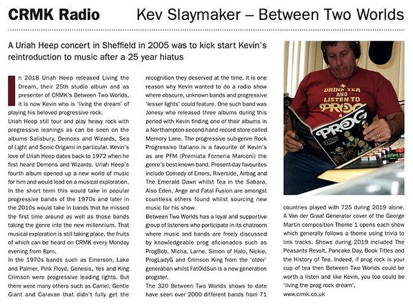 Kev Slaymaker