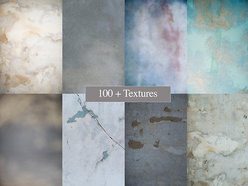 100+ Textures