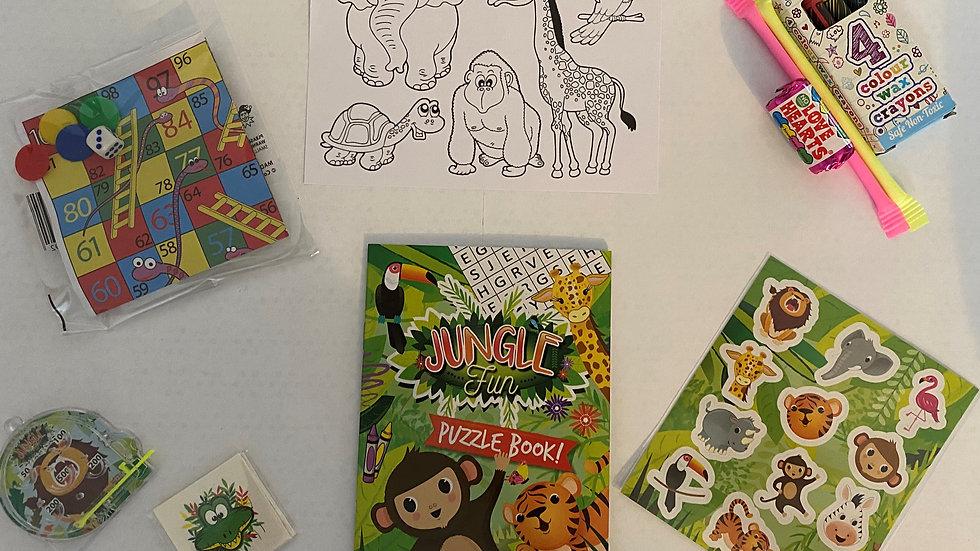Jungle Fun Party Bag