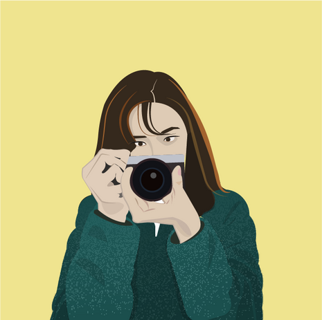 Digital Self Portrait