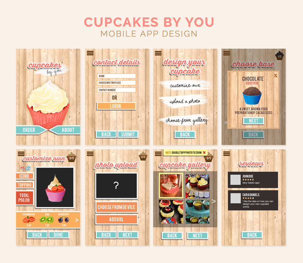 Cupcakes By You Mobile App Design.png