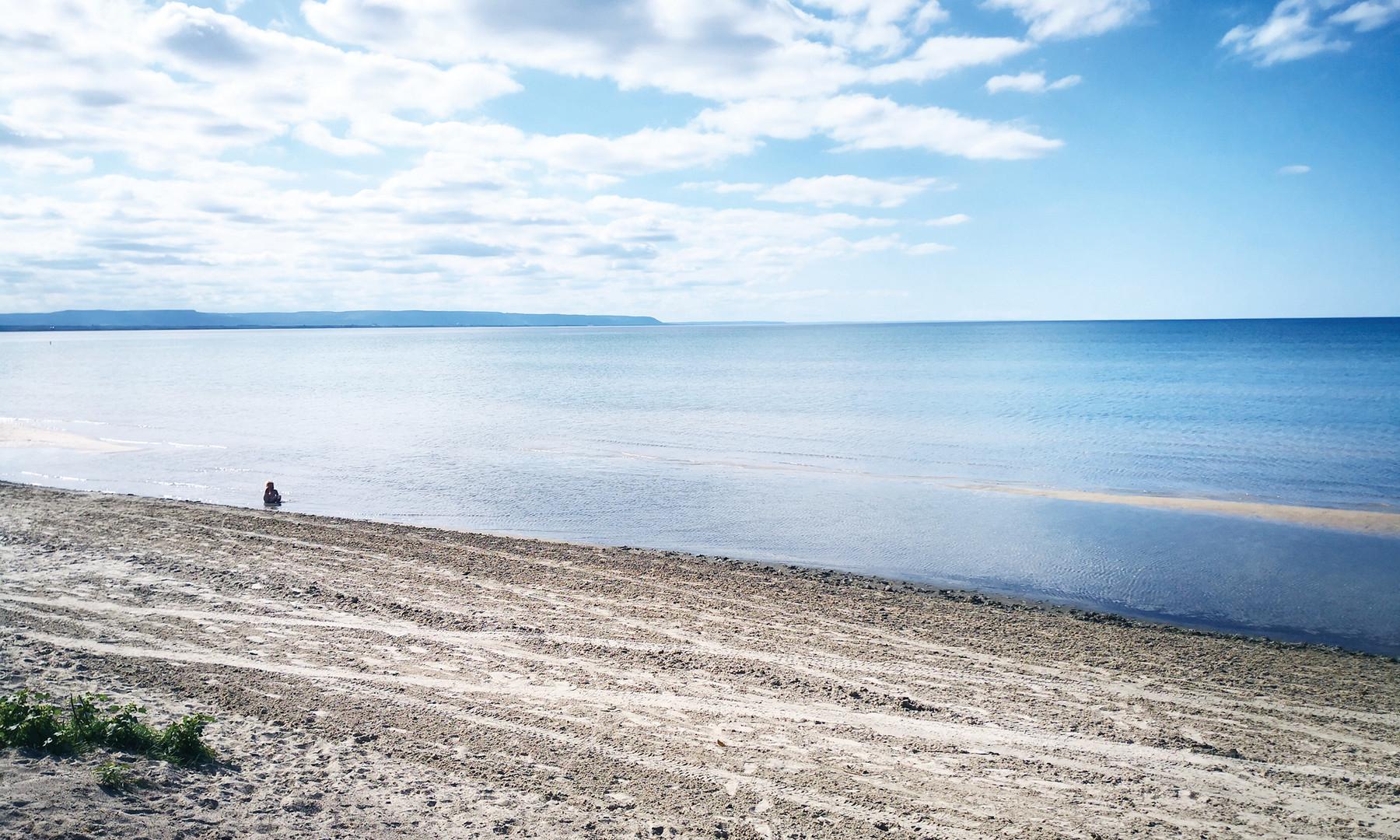 Wasaga沙滩