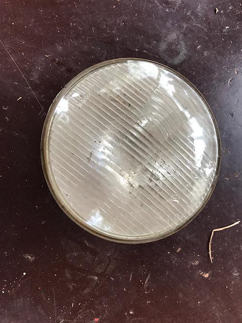 Sklo s parabolou - vačší priemer
