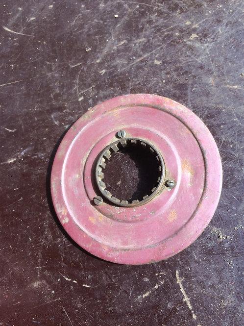 Ozubenie na zadné koleso s krytom