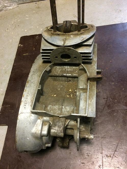 Polomotor, Čz skúter