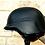 Thumbnail: Retro helma, US, čierna koža