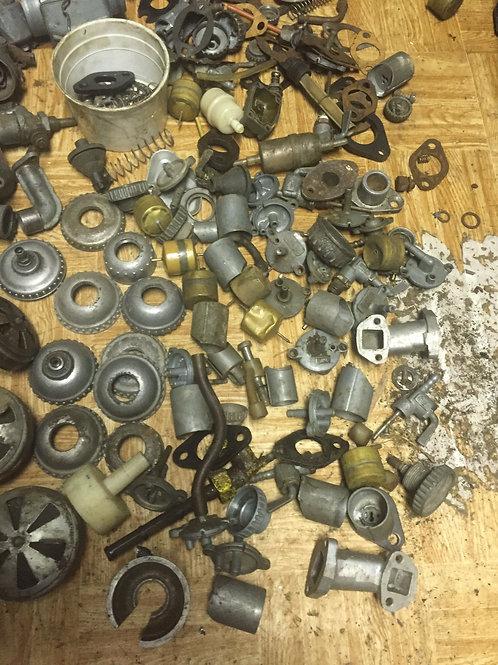 Drobnosti karburátorov