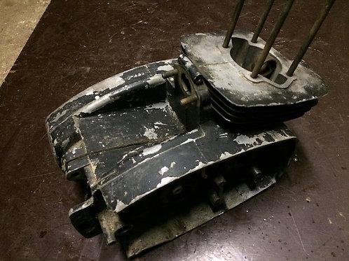 Bloky motora s klukovkou