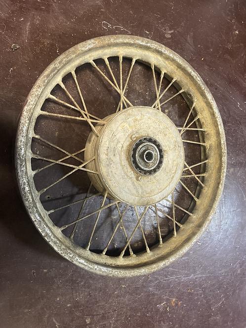 Ráfik zadného kolesa so stredom