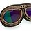 Thumbnail: Retro okuliare, hnedé