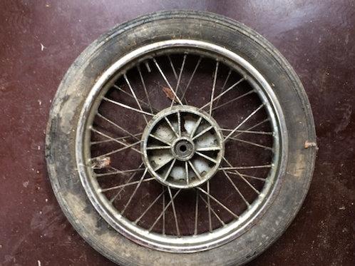 koleso s dezénom