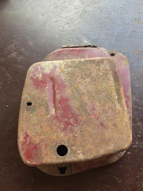 Zadná časť batériového kastlíka