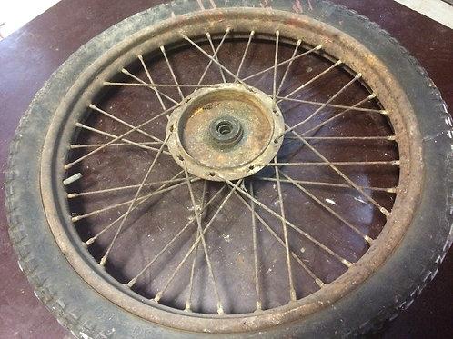 Predné koleso