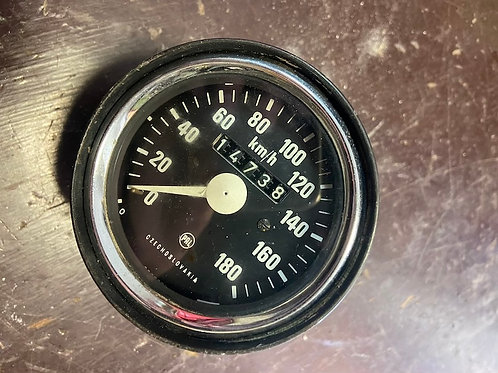Tachometer, funkcny, s obalom