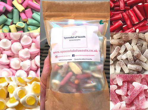 1 kg Surprise Assortment pick and mix bag
