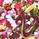 Thumbnail: Happy Birthday treat bag- choose sweet mix, chocolate mix, liquorice mix