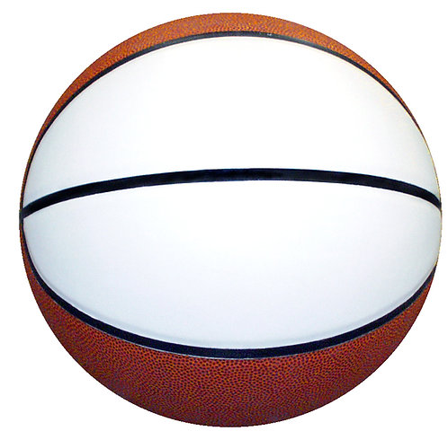 Full Size Double Panel Basketball