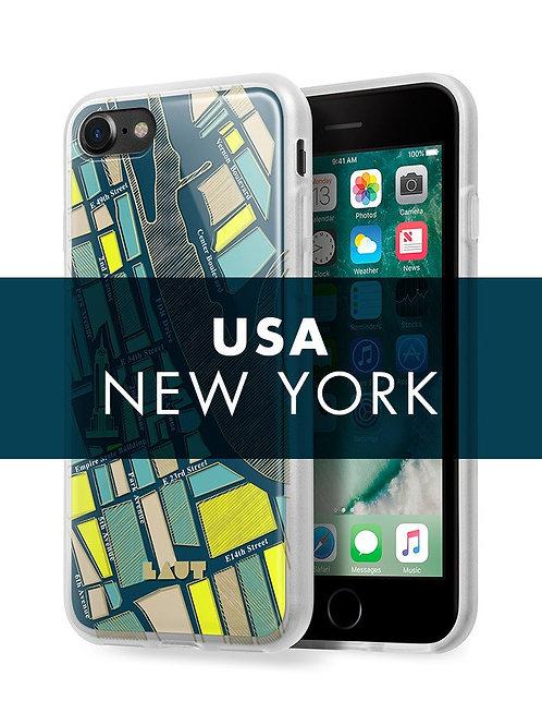 Funda Laut NOMAD NEW YORK for iPhone 7/8