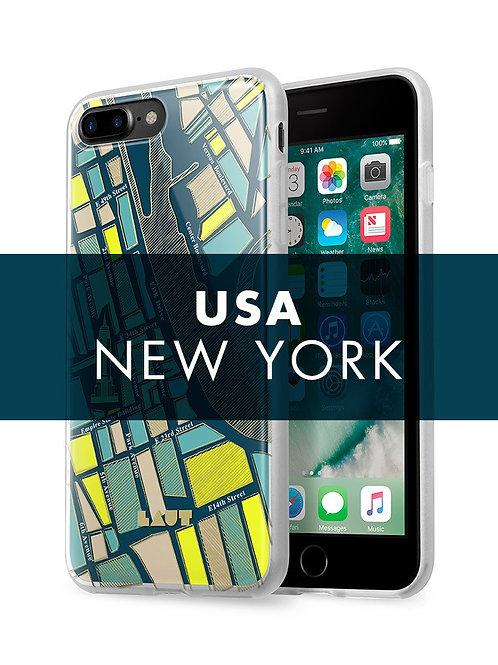 Funda Laut NOMAD NEW YORK For iPhone 7 Plus/ 8 Plus