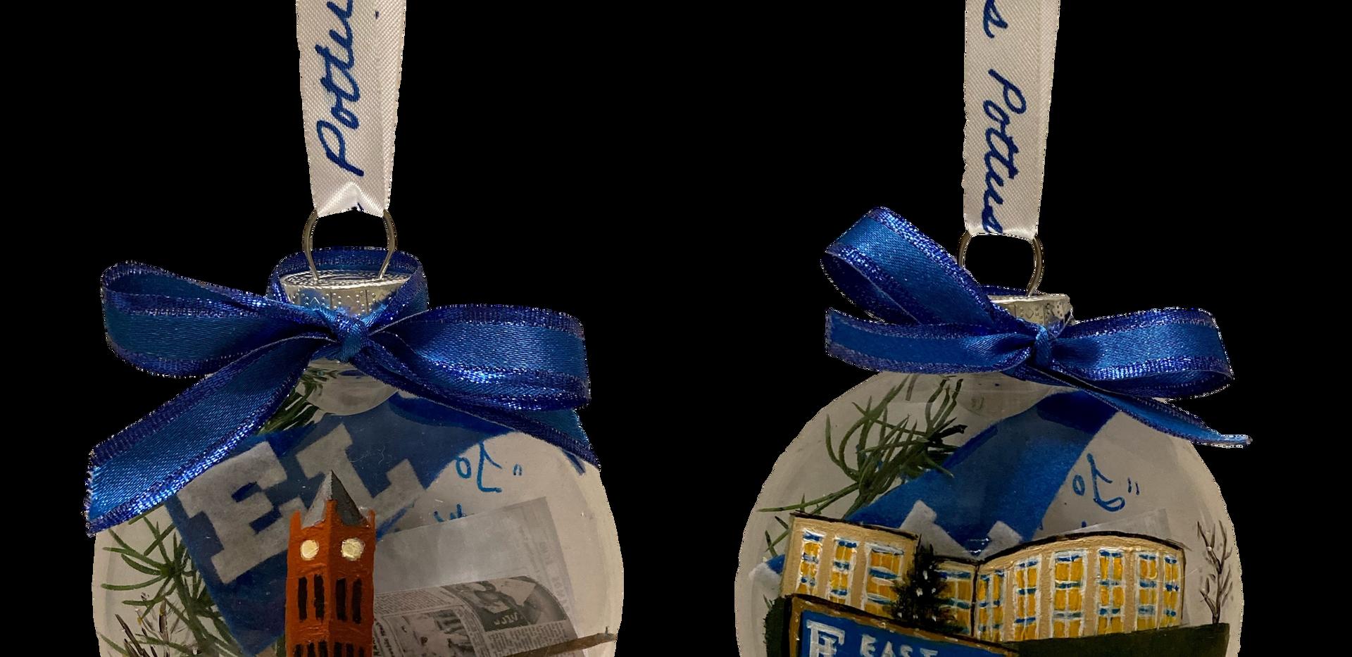 2021 Christmas Ornaments for sale on ELHSAA