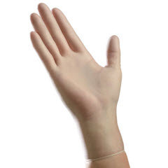Vinyl PF Gloves (Clear)