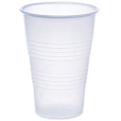 16oz Translucent Plastic Cups 1000/case