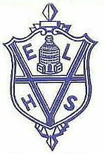 The iconic ELHS crest from East Liverpool Ohio