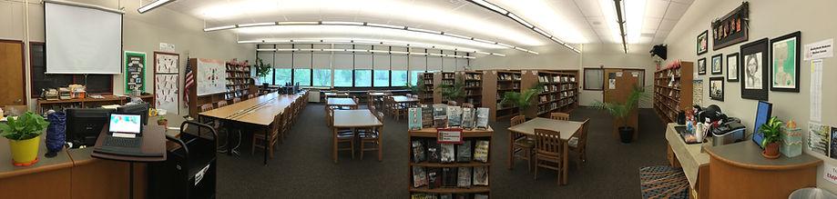 Bloomsburg High School Library