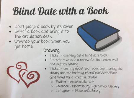 Blind Date with a Book 2017