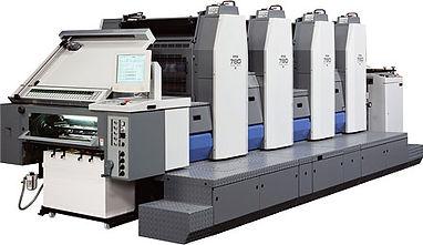 Four Color Offset Machine