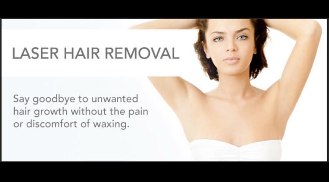 Say Goodbye To Unwanted Hair