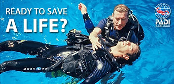 PADI Courses Rescue Diver Learn Diving Scuba Azores Ponta Delgada