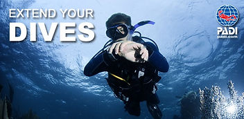 PADI Courses Advanced Open Water Diver Learn Diving Scuba Azores Ponta Delgada