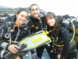 Discover Scuba Diving Azores Ponta Delgada