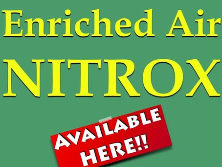 Nitrox or Enriched Air Diving