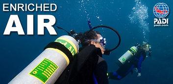 PADI Courses Open Water Diver Learn Diving Scuba Azores Ponta Delgada Nitrox Specialities