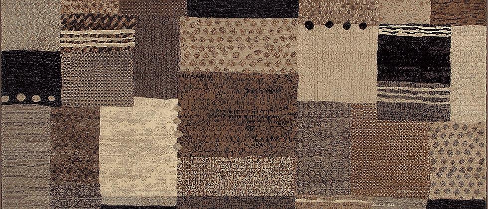 Couri Collection East Mari - Ivory/Grey