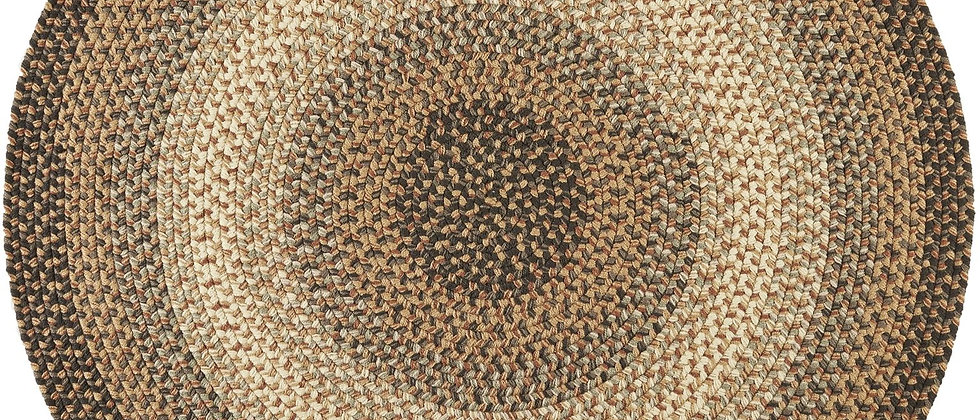 LE Collection Round Rug