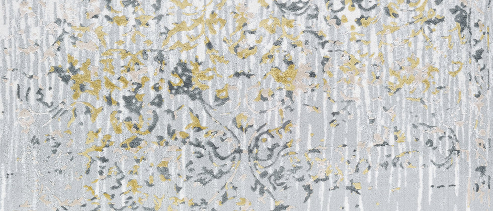 Couri Collection Cali - Gold/Grey/Ivory