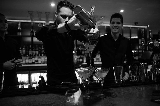 Hudson's House is a vibrant london restaurant & lounge bar