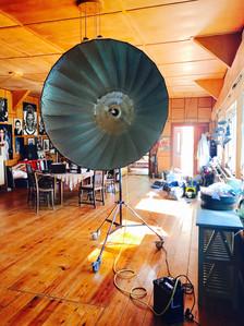 Studio Set Mood