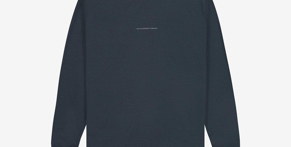 Long Sleeve - Blue Steel Logo Edition