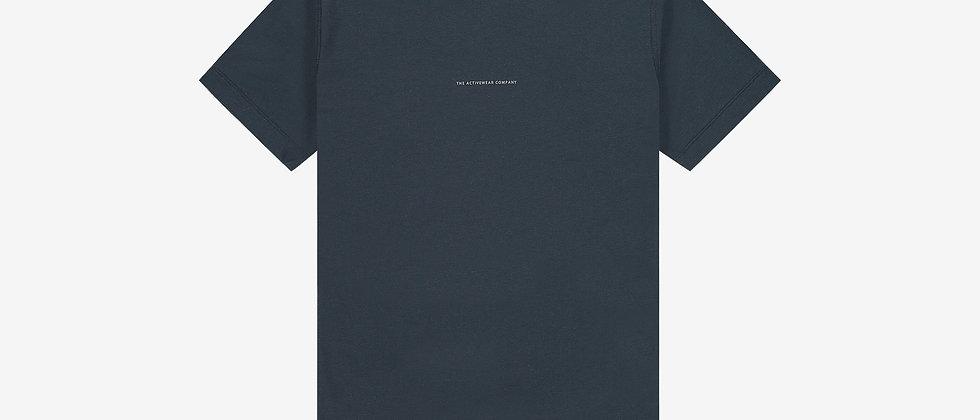 Short Sleeve - Blue Steel Logo Edition